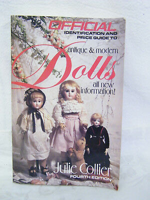 Vintage Official Identification and Price Guide to Antique & Modern Dolls