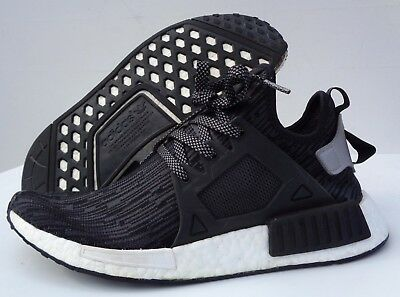 buy popular ecd28 ff563 ADIDAS NMD XR1 ULTRA BOOST PRIMEKNIT Trainers Mens 8.5 S77195