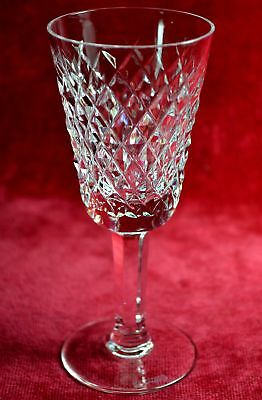 "Waterford Alana Sherry 5 1/8"" Tall Crystal Made In Ireland - Discontinued"