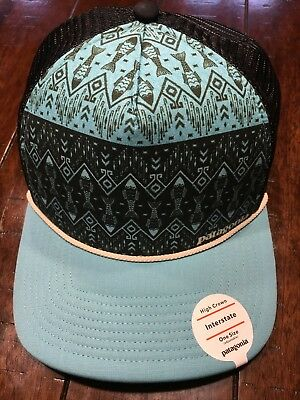 49be89930fc Patagonia Wave Worn Interstate Hat New with Tags