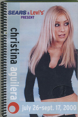 CHRISTINA AGUILERA 2000 Tour Itinerary