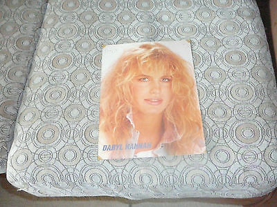 DARYL HANNAH PIN UP POSTER PHOTO AFFICHE 8 x 11