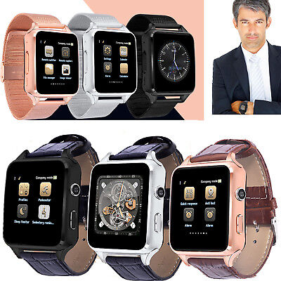 Bluetooth Smart Watch Touch Screen Phone For LG Huawei P10 Mate P20 Samsung S9