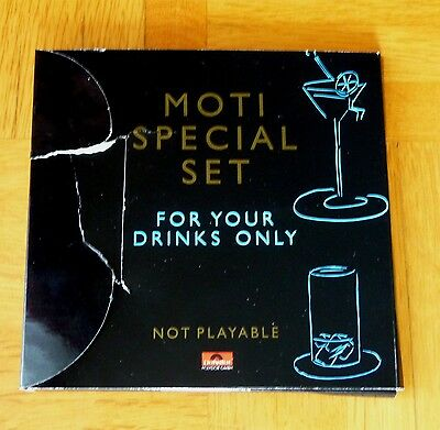 Moti Special Set--For Your Drinks Only-not playable-Polydor-Getränkeuntersetzer