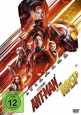 Ant-Man and the Wasp DVD Marvel Neu und Originalverpackt Ant Man Teil 2