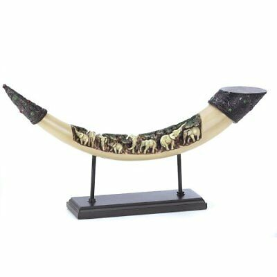 Far East Elephants Home Decor Tusk (Accent Plus)