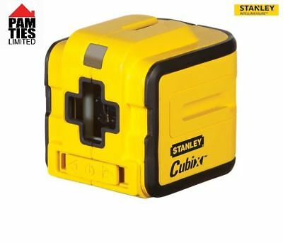 Stanley Intelli Tools Cubix Self Levelling Cross Line Laser INT177340