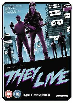 They Live (Dvd) (New)