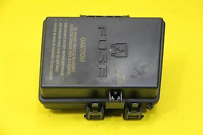 Buick Lucerne Fuse Relay Junction Box Integrated Power Module Tested 05082790Ah
