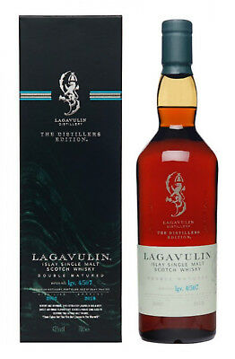Lagavulin Distillers Edition 2002-2018 Islay Single Malt Scotch Whisky 0,7l
