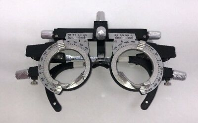 High Quality Ophthalmic Trial Frame, Demo Unit. Ships Free*