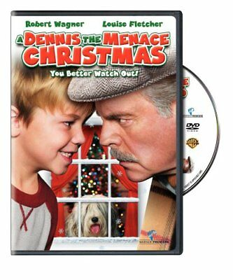 A Dennis the Menace Christmas DVD You Better Watch Out Robert Wagner NEW Rated G