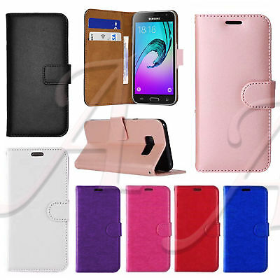 Case Cover For Samsung Galaxy S8 S9 S7 S6 Edge Flip Leather Wallet Card Holder