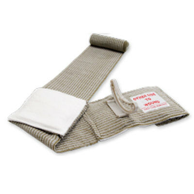 "First Care 4"" Israeli Emergency Bandage with Pressure Bar & Second Mobile Pad"