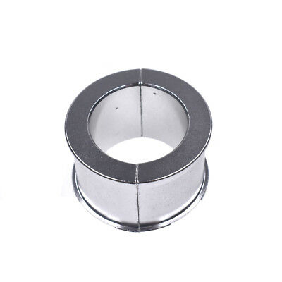 """1.0 Inch Silver CNC Spacers For 1.5"""" Hub Adapter 60cc 66cc 80cc Motorized Bike"""