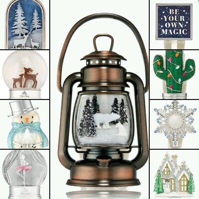 Bath And Body Works Christmas   Refill Plug Ins & Nightlights  You Choose  New