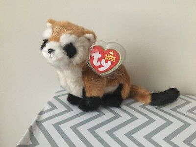 a70006aa2d2 Ty beanie babies shiloh the black footed ferret part of collection jpg  400x300 Beanie boo ferret