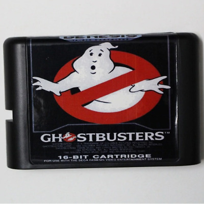 Ghost Busters 16 bit MD Game Card For Sega Mega Drive For Genesis