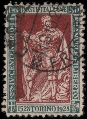 Italy #203 Used