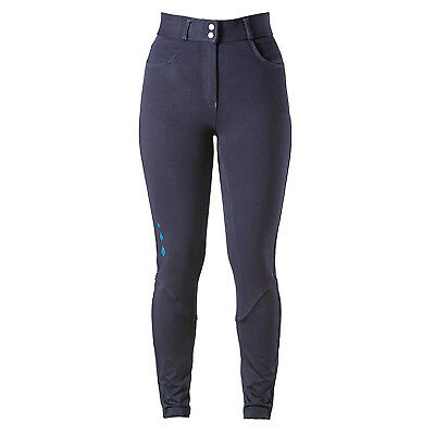 "Harry Hall Breeches Burley Womens Navy 24"" Reg"