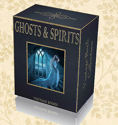 Ghost Hauntings - 200 Rare Old Books on DVD - Ghosts Apparition Spirit World 47