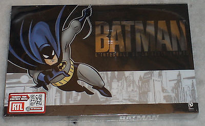 Batman The Animated Series Complete Series Seasons 1/2/3/4 16 DVD Deluxe Box Set