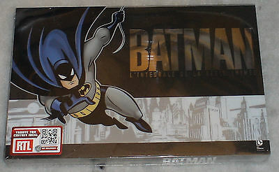 Batman The Animated Series Completa Stagioni 1/2/3/4 16 DVD Deluxe Cofanetto