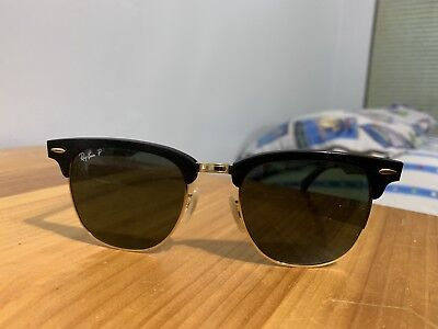 868ac5ab308 Ray-Ban Clubmaster Oversized Sunglasses RB4175 877 57-16 Green Classic G-15