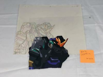 Transformers Japanese Beast Wars 2 Ii Gigastorm Animation Art Cell Lot 323