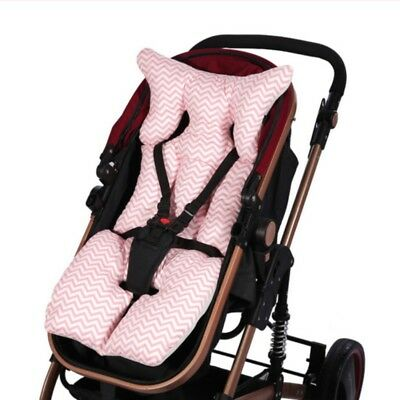 US Baby Kid Stroller Car Pushchair Liner Cover Mat Car Seat Chair Cotton Cushion