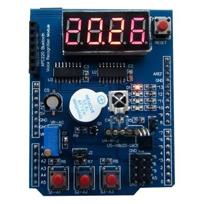 NEW Multifunctional Expansion Board Shield Based Learning For Arduino  R3