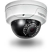 Trendnet Tv-ip315pi, Ip, Interior Y Exterior, Dome, AlÁmbrico, Color Blanco, T