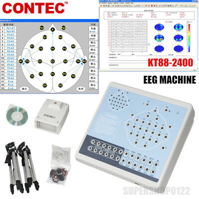 KT88-2400 24 Channel EEG Machine,Digital Brain Electric Activity Mapping System