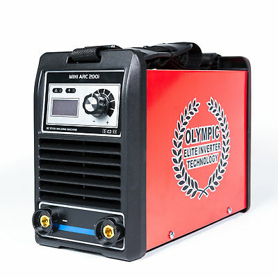 MINI ARC 200i MMA/TIG VRD INVERTER WELDER (OLYMPIC)