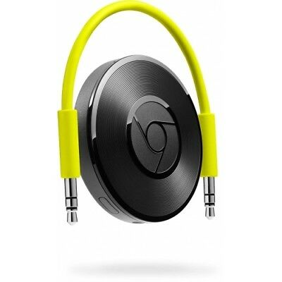 Google Chromecast Audio Musik Streaminggerät Streamer Android iOS MAC NEU!