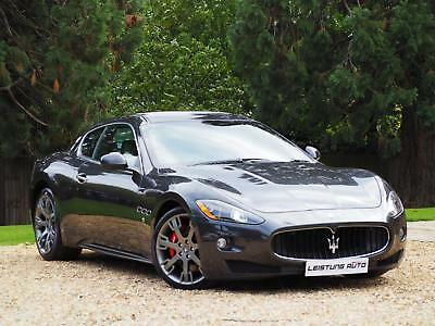 Maserati Granturismo 4.7 MC-Shift S