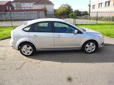 2009 FORD FOCUS 1.6 TDCi Style 5dr [110] [DPF]