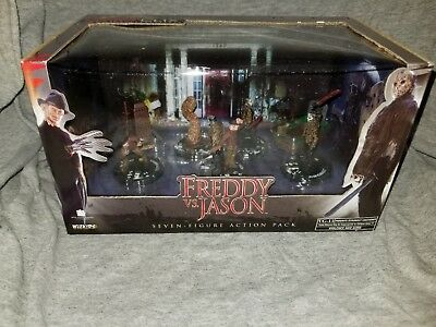 Freddy vs. Jason - Wizkids Games Horrorclix Action Pack