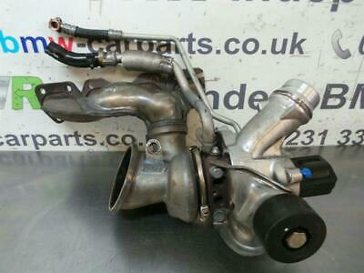 BMW F20 1 SERIES PETROL Turbo Charger 11627645759