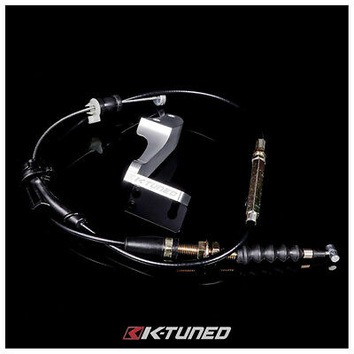 K-Tuned Center Feed / Itb Throttle Cable - 125