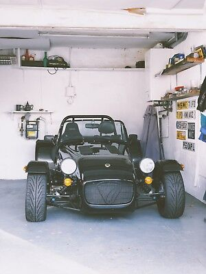 2014 Caterham 7 Supersport R 2.0 Duratec 180bhp LSD 1 Owner Factory Build