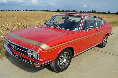 Audi 100 Coupe S 1971