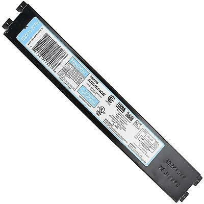 Advanced IOP-2P32-N Electronic Fluorescent Ballast, 2 Lamp, 32W, T8, 120/277V