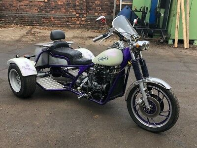 Reliant trike road legal / custom / yamaha / honda / suzuki