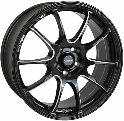 "19"" Bp Friction Alloy Wheels Fit Ford C S Max Focus Kuga Mondeo Transit Connect"