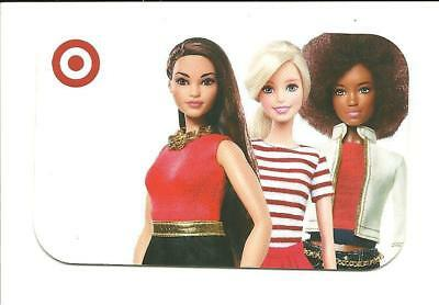Target Barbie Gift Card No $ Value Collectible Event 2554