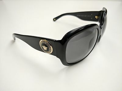 Made in Italy! Versace MOD.4243 Polarized Women's Sunglasses 62/17 125 /EUF205