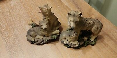 Figurines Wolves