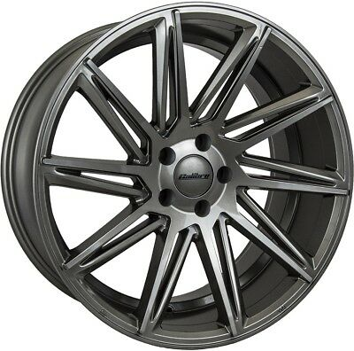"18"" Gm Cc-A Alloy Wheels Fit Ford C S Max Focus Kuga Mondeo Transit Connect"