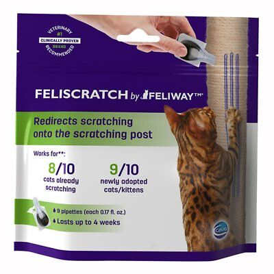 Feliscratch by Feliway Scratching Attractant for Cats 9ct
